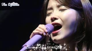 tăng động teamvietsub when love passes by iu small theater concert 2014