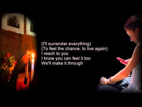 Ricky - I Surrender (lyrics)