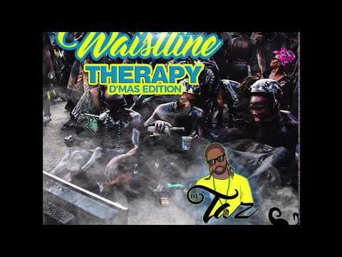 Grenada Soca 2017 WaistLine Therapy D'Mas Edition Mixed by Dj Taz