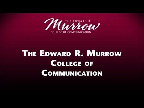 Murrow College Scholarship Winners for 2014-15