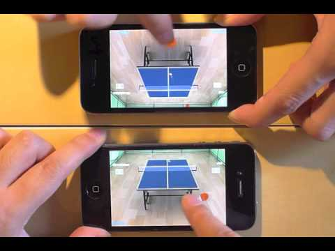 Virtual Table Tennis 2: Ping Pong Online - 15s Trailer