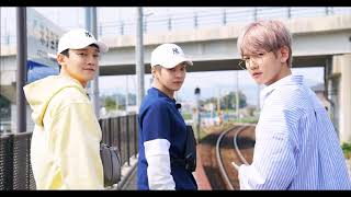Gambar cover EXO CBX - Cry ll 1 hour loop