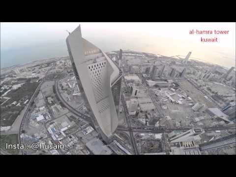 Alhamra tower _ kuwait
