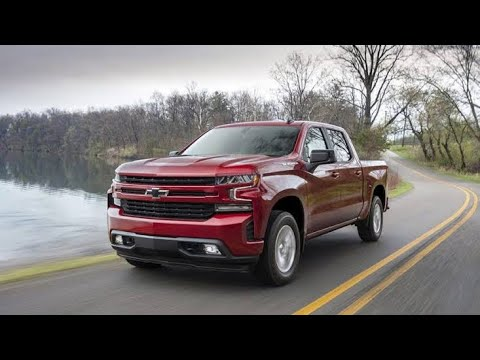 2020 Chevy Silverado - First Look!