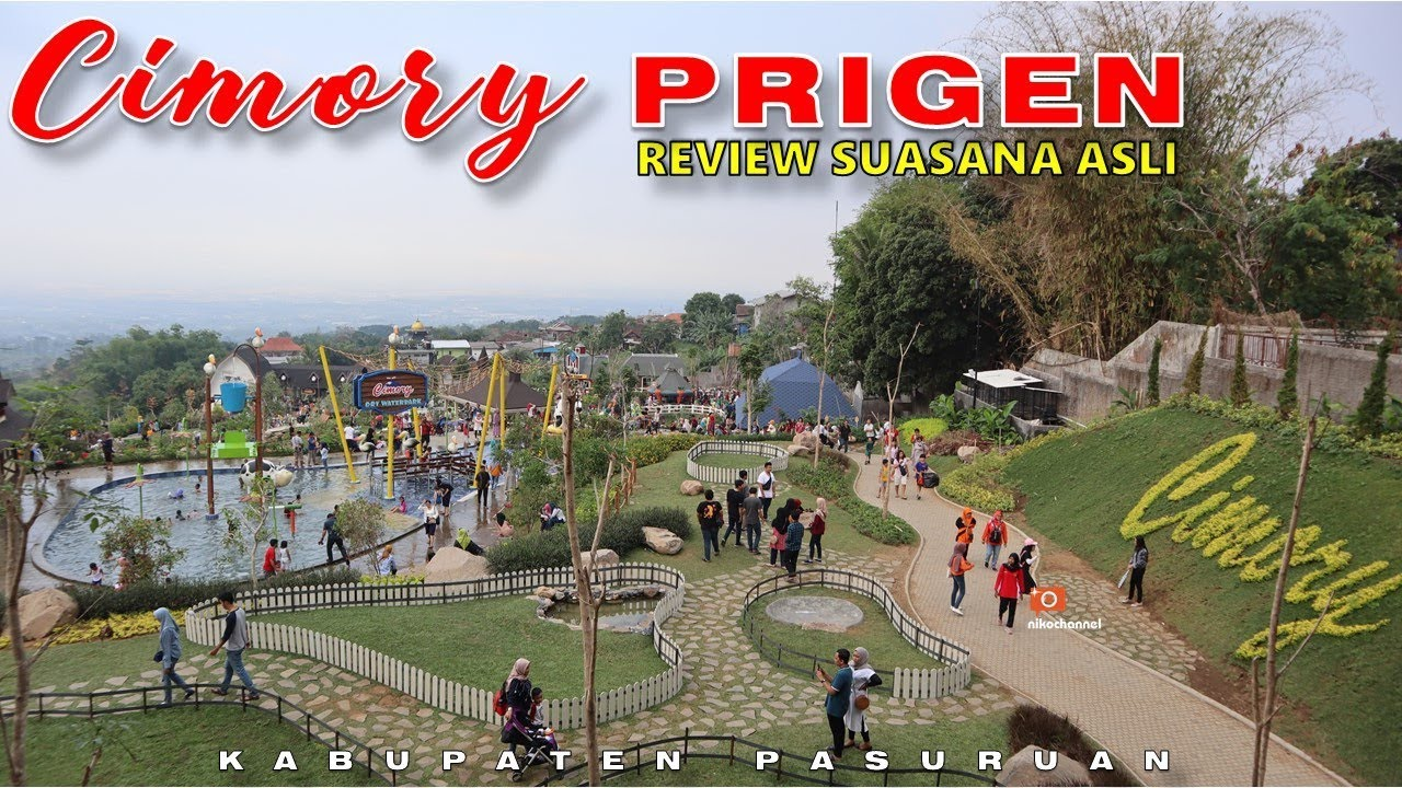 Cimory Prigen - Wisata BARU di Kabupaten Pasuruan!!!