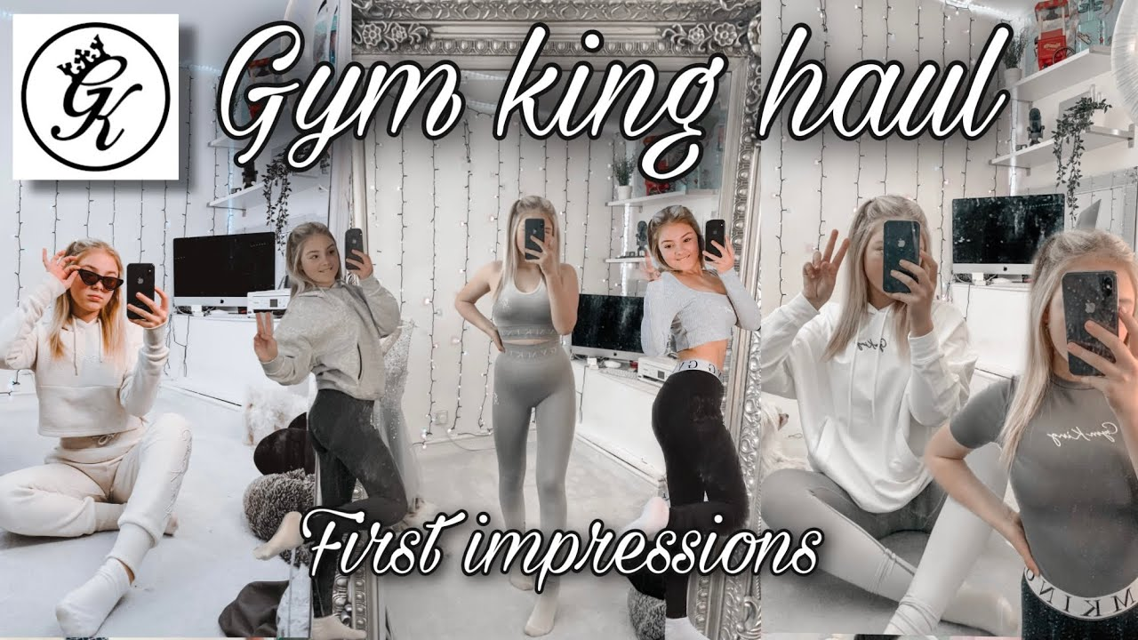 Download Gym King Haul | first time ordering