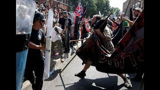 What's fuelling the rise of the alt-right? Q&A