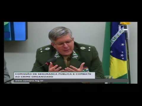 SEGURANÇA PÚBLICA E COMBATE AO CRIME ORGANIZADO - Audiência Pública - 04/10/2016 - 14:23