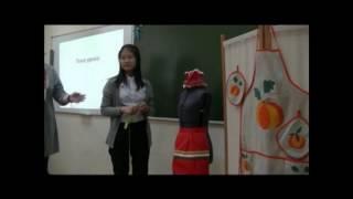 Урок технологии Середы Елены Борисовны