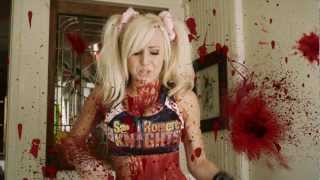 Lollipop Chainsaw Official Zombie Be Gone Trailer