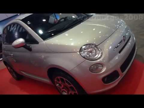 Fiat 500 Sport 2014 al 2015 video versión Colombia