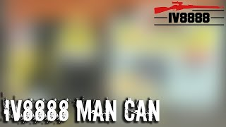 IV8888 Man Can February 2020 Unboxing