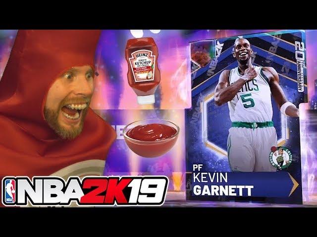 die Final Pack-Eröffnung von NBA 2K19 + video