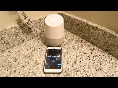 Google Home Dialing Asterisk IVR