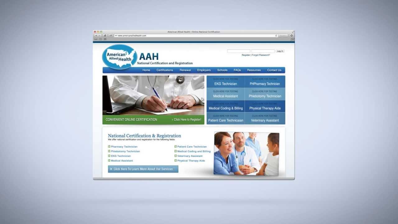American allied health youtube american allied health xflitez Choice Image