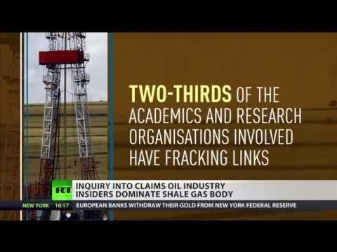 Fracking hell: EU oversight group 'full of pro-frackers'