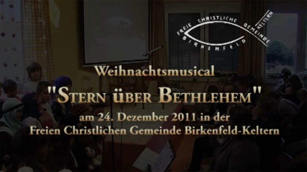 Stern über Bethlehem (Weihnachtsmusical) - YouTube