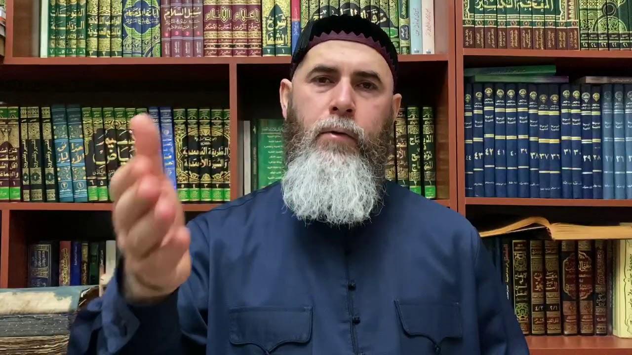 Муфтий ЧР Салах-Хаджи Межиев призывает больше читать салаваты Пророку Мухаммаду ﷺ