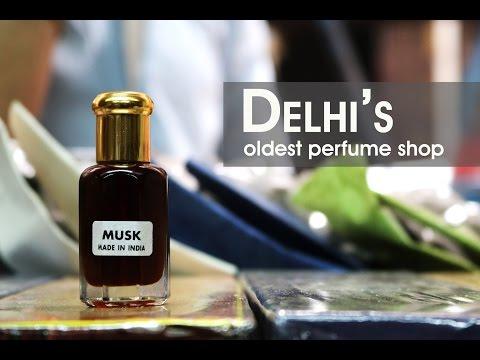 Gulab Singh Johrimal – Delhi's Oldest Perfume Shop
