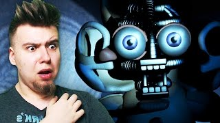 PIERWSZY JUMPSCARE! ŚLEPY PUNKT? (Five Nights at Freddy's: Sister Location #2)