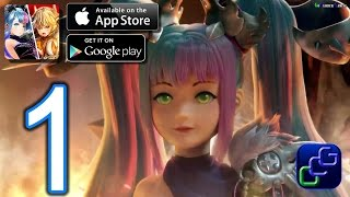 VALKYRIE CONNECT Android iOS Gameplay - Part 1 - Chapter 1