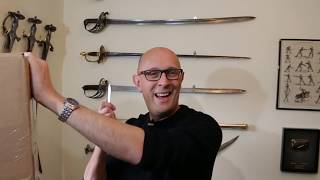 Dynasty Forge swords unboxing - 4 swords!