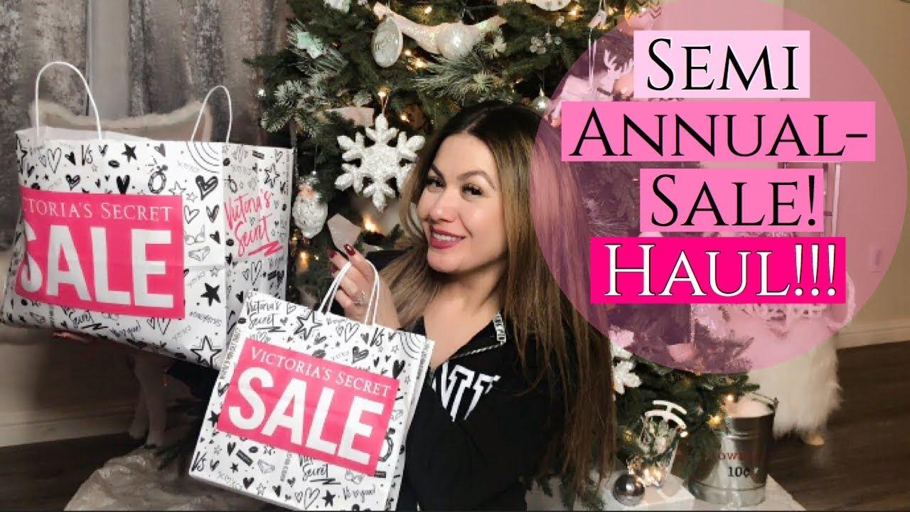 Vs semi annual sale 2019