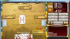 Belote online spielen - Das Kartenspiel erklärt mit allen Regeln