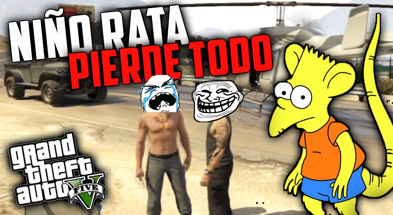 Gta v super troll ni o pierde su dinero su garajes y for Garajes gta v online