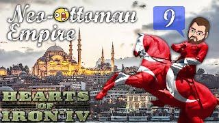 Neo-Ottoman Empire [9] Turkey Hearts of Iron IV HOI4