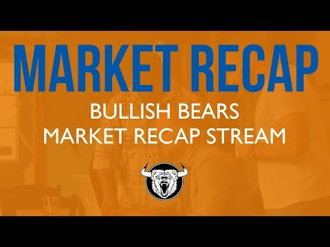 Market Recap - What's Up in the Market Today?! $GHSI $REKR $NLS $CURLF $SPY  $GDX