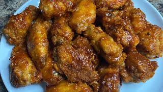 BBQ Fried Chicken Wings|How To…