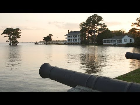 A Weekend in Edenton  North Carolina Weekend  UNC-TV
