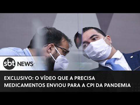 Erro sobre Covaxin chegou a Miranda 2 dias após reunião com Bolsonaro, diz dono da Precisa