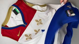 New Orleans Pelicans CITY EDITION | UNBOXING & WORN | nba jersey | 2021