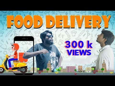 Types of Food Delivery Scenarios | Veyilon Entertainment