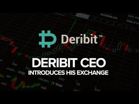 How to trade options in derebit btc