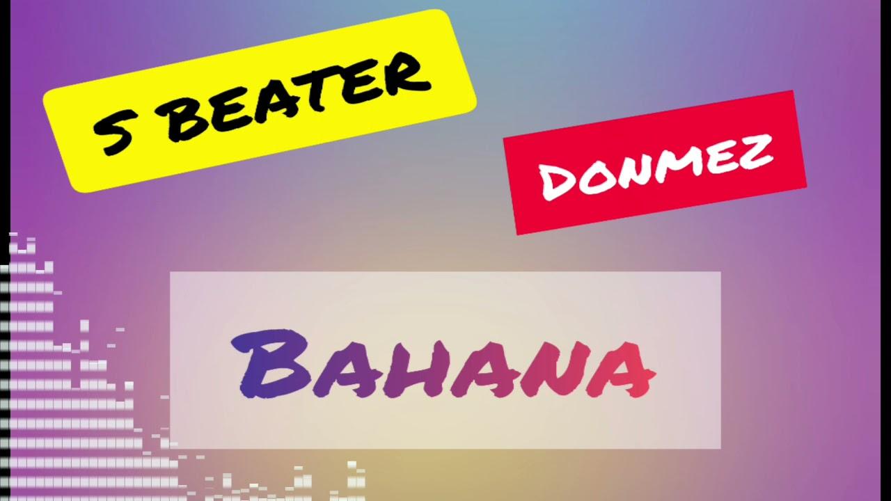 Azat Donmez ft S Beater - Bahana
