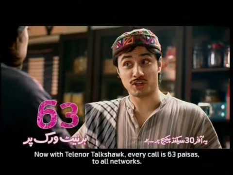 Telenor Talkshawk 63 paisa