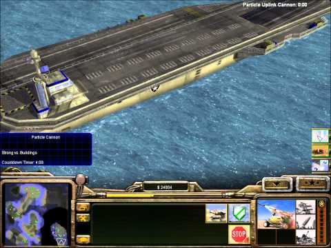 Command and Conquer: Generals Zero Hour  Destroying Aircraft
