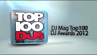 Official Top 100 DJs 2012 Results Announcement