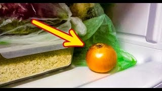 видео Как избавиться от запаха в холодильнике в домашних условиях