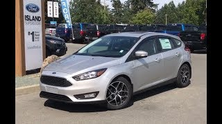 2018 Ford Focus SEL Winter Review  Island Ford