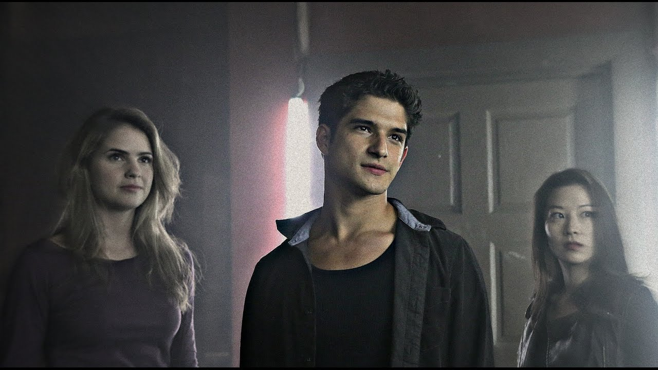 Teen Wolf - Open your eyes