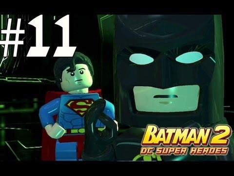 Lego Batman 2 - Walkthrough Part 11 Down to Earth