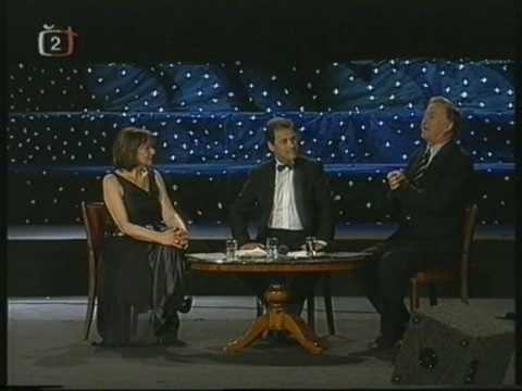 Jiri Labus hostem Marty Kubisove (2005)