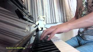 孫燕姿 - 天使的指紋 (鋼琴版)