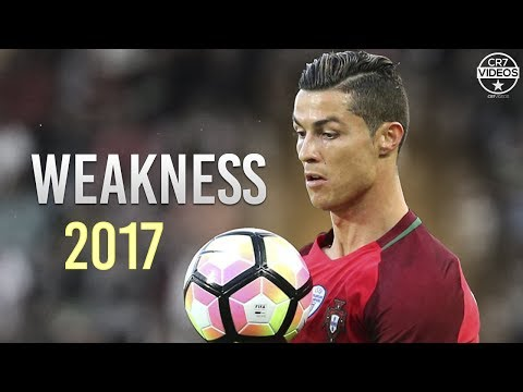 Cristiano Ronaldo ❯ Weakness ▪ Skills, Tricks & Goals 2017 ▪ 1080p HD