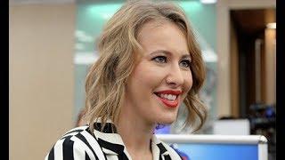 «Свадьба таки по залету?»: Ксения Собчак засветила округлившийся животик
