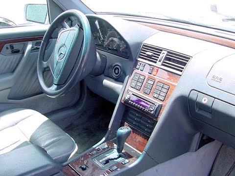 Mercedes-Benz W202 C280 Instrument Panel Dash removal & installation